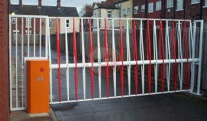 High Security Barrier