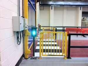 Factory Pedestrian Crossing