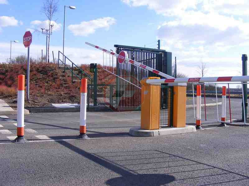 car park barriers