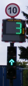 Radar Speed Sign GSK