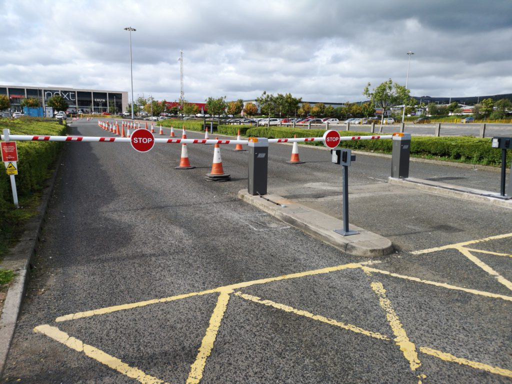 automatic barrier gate price
